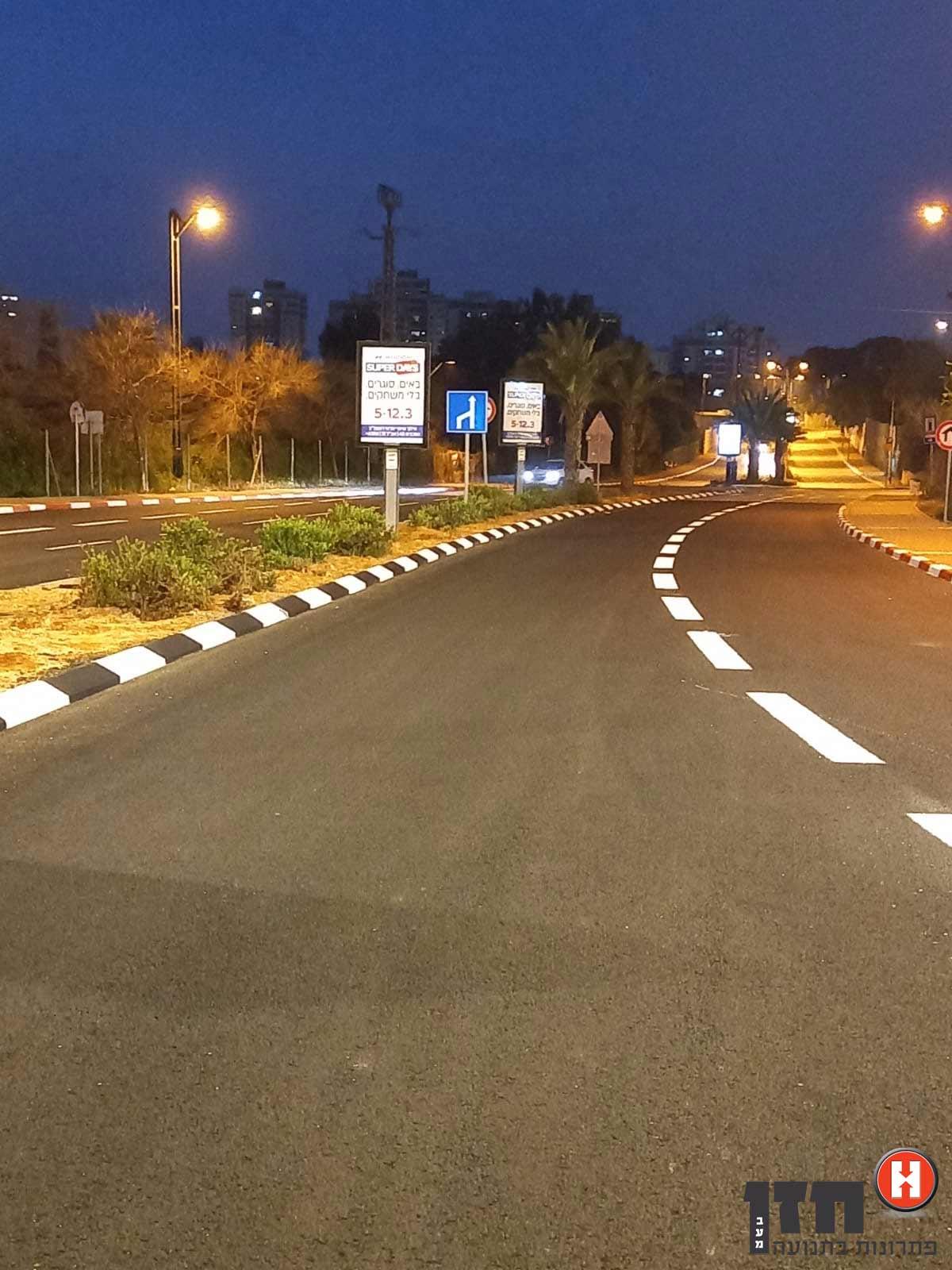 סימון כבישים בישראל - כתבה